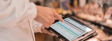 店舗向け販促システム開発
